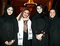 Женщины ОАЭ - продолжая разбивать стереотипы - Известные люди