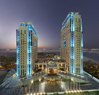 habtoor grand resort - spa 5* (бывший metropolitan resort - beach club)