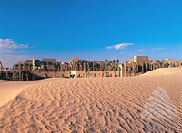 jumeirah bab al shams desert resort - spa 5*